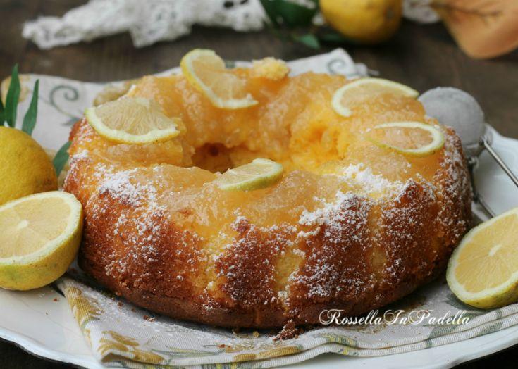 Ciambella+al+limone+con+marmellata+di+limoni