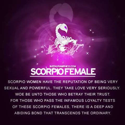 #ScorpioWoman  #Zodiac #Astrology  For more Scorpio related posts, please follow my FB pages,  #ScorpioEvolution and #ScorpioFemmeFatale:  https://www.facebook.com/ScorpioEvolution   https://www.facebook.com/ScorpioFemmeFatale
