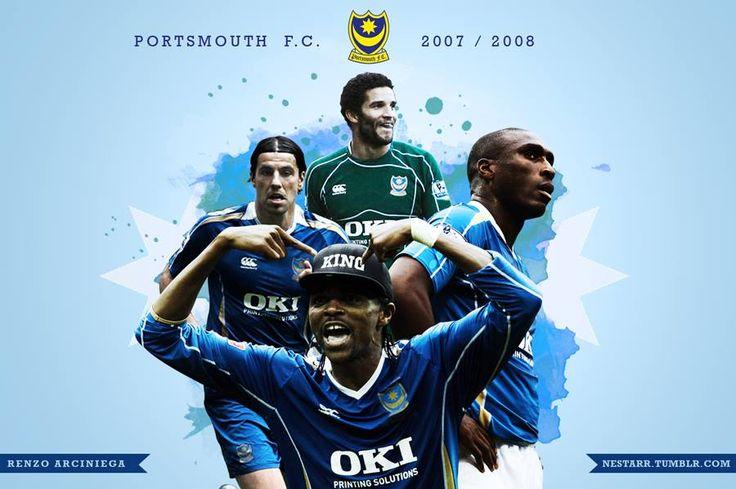 """HARRY Y LA ARMADA AZUL"" Crónica 1 - Portsmouth FC http://goo.gl/tDtN32  Follow: http://nestarr.tumblr.com/"