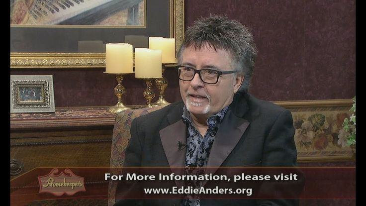 Eddie Anders joins us to share about his amazing escape from suicide.