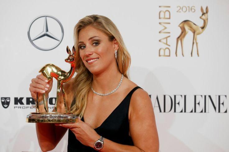 Alemana Kerber abre el año como número uno del ranking mundial de la WTA - http://www.notiexpresscolor.com/2017/01/03/alemana-kerber-abre-el-ano-como-numero-uno-del-ranking-mundial-de-la-wta/