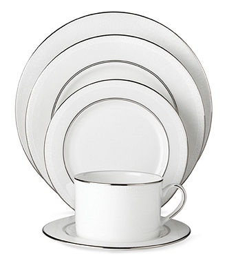 kate spade new york Dinnerware, Cypress Point 5 Piece Place Setting - kate spade China - Dining & Entertaining - Macy's