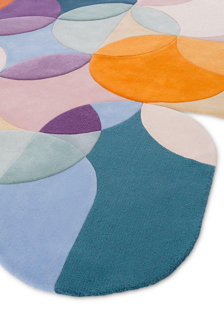 Modular Geometric Carpets By Lim Lu For Tai Ping