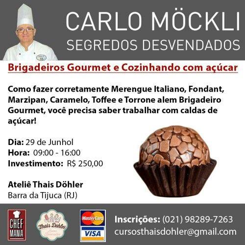 www.chefmania.com.br Chef Carlos Mockli