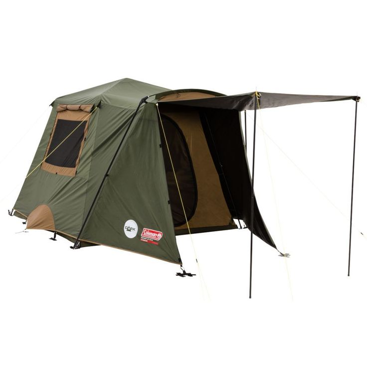 <p>The Coleman Tent Instant Up™ 4P Gold Series utilises the frame from the ever popular Coleman Instant Up series combined with the trusted fabrics from the Coleman Gold Series to create an optimal balance between functionality and strength!</p> <p>This t