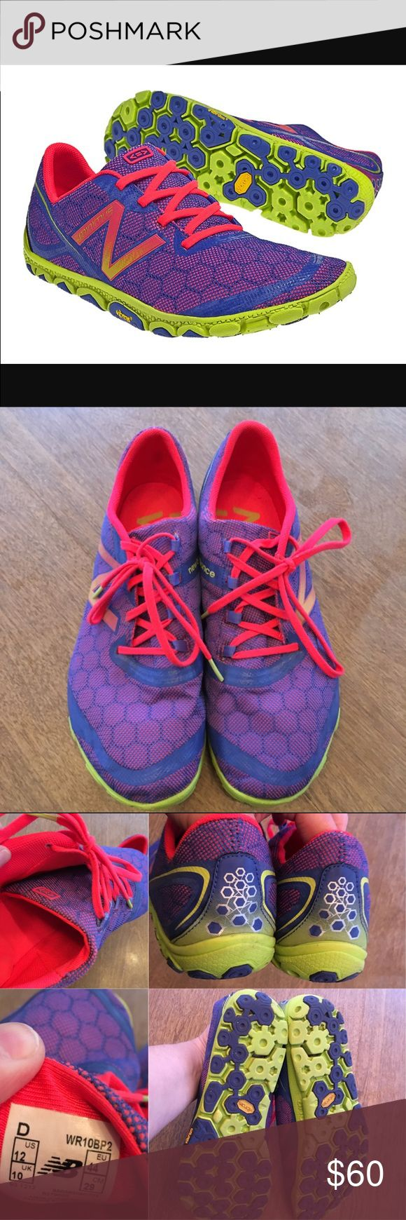 List! New Balance Minimal Running Shoes! EUC! Only worn a couple of times and got SO many complaints! New Balance Shoes Sneakers