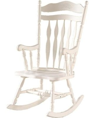 nursery inspiration rocking chairs baby love solid wood rocker shops ...