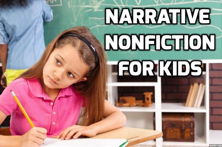 A list of the best narrative nonfiction books for children in Kindergarten through 6th grade. Includes reviews by a children's librarian. #children #curriculm