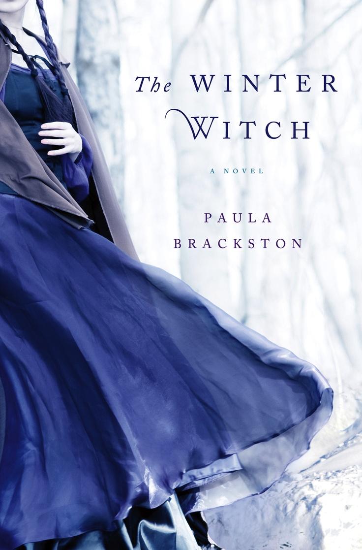 The Winter Witch – Paula Brackston < possibly.... idk.