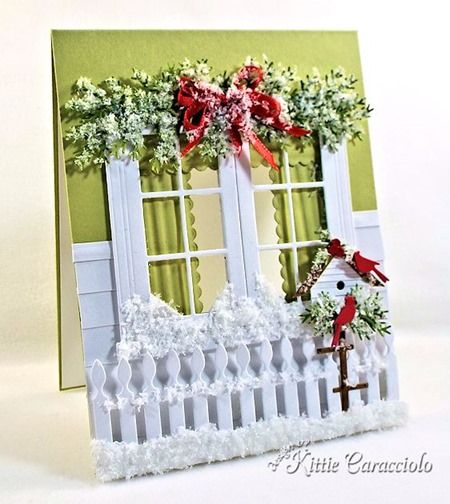 KC Poppy Stamps Grand Madison French Doors 5 left