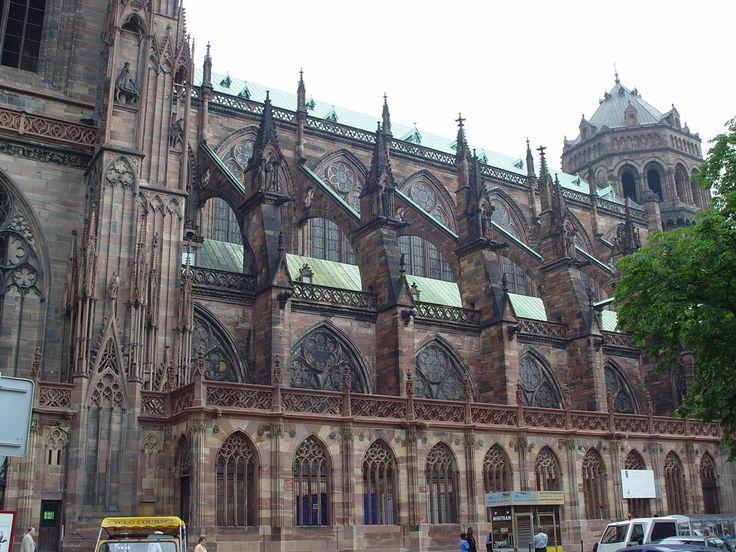 1000 ideas about strasbourg cathedral on pinterest. Black Bedroom Furniture Sets. Home Design Ideas