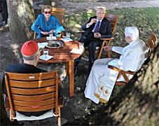 Mi amigo Benedicto XVI