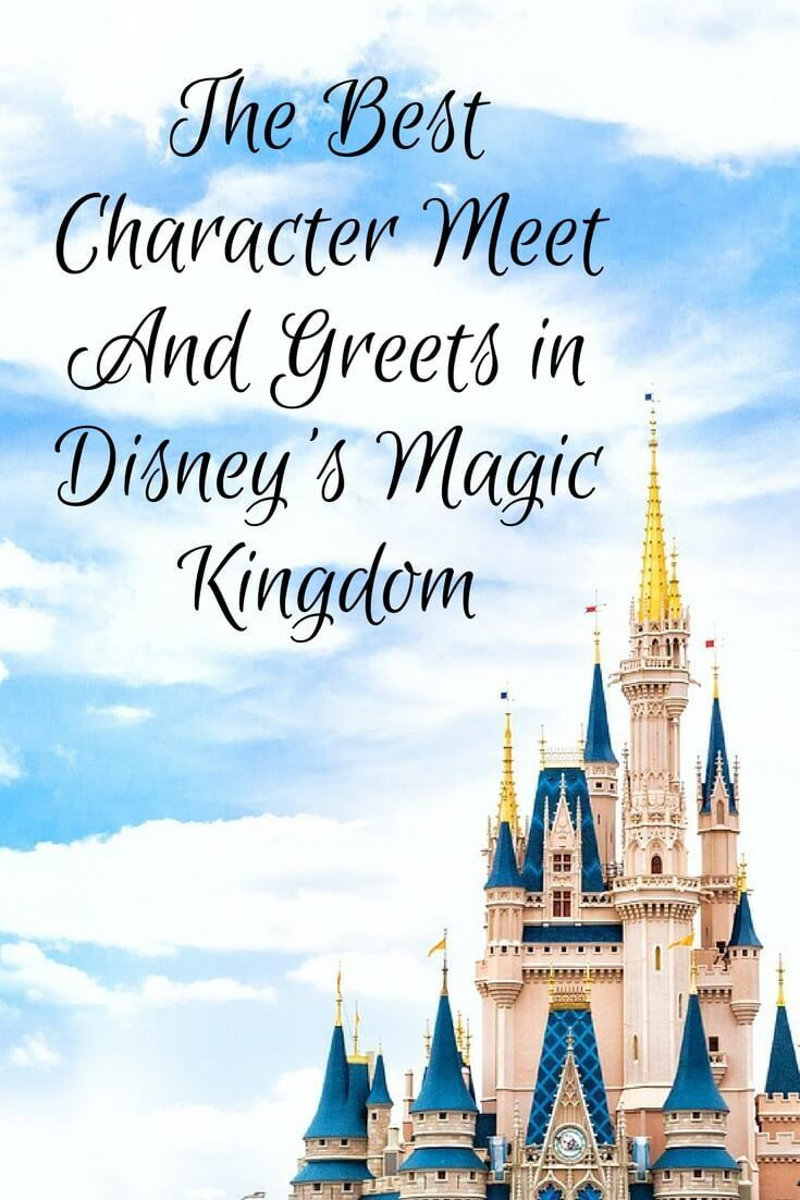 Heading ot Disney World? Here are the best character meet and greets at Disney in the Magic Kingdom. Bring on the Princesses!