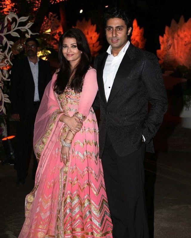 Aishwarya Rai & husband, Abhishek Bachchan