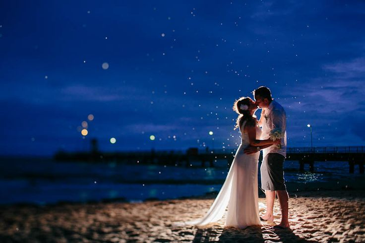 Cairns Wedding Photographer | Matthew Evans | Port Douglas + Palm Cove + Mission Beach Wedding Photography. This is the pic that convinced me he was the one to hire!