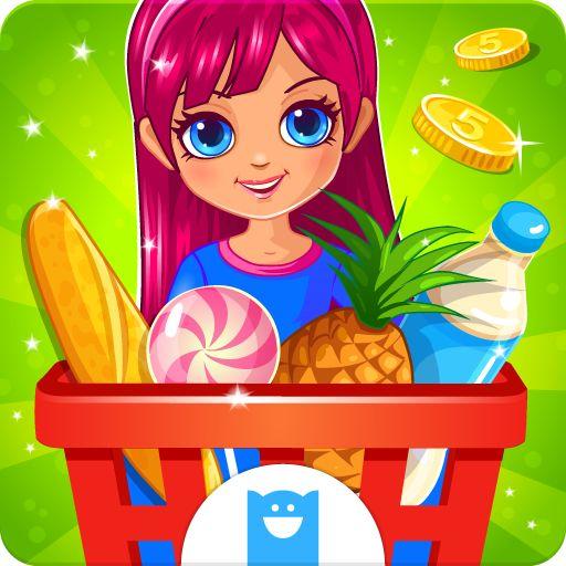 Supermarket – Game for Kids (jeu pour enfants): jeu de shopping éducatif pour enfants beaux graphismes et interface adaptée aux enfants…