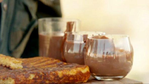 Jamie Oliver's waffle recipe