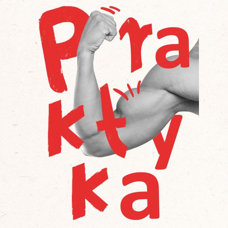 #typography #graphicdesign #practise #strekowska