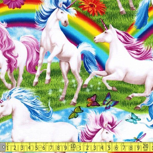 Scenic Rainbows & Unicorns