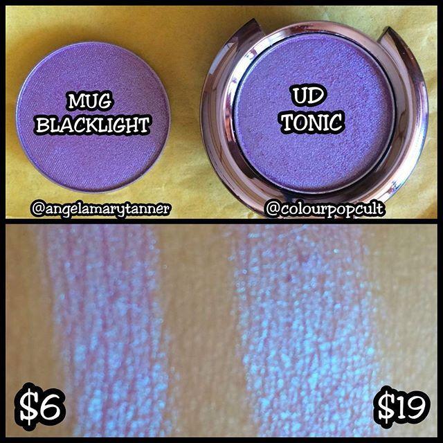 af60621edcb NEW MAKEUP GEEK DUOCHROMES!! Mug BLACKLIGHT vs Urban decay TONIC | IG  downloads | Makeup geek cosmetics, Makeup geek, Eyeshadow dupes