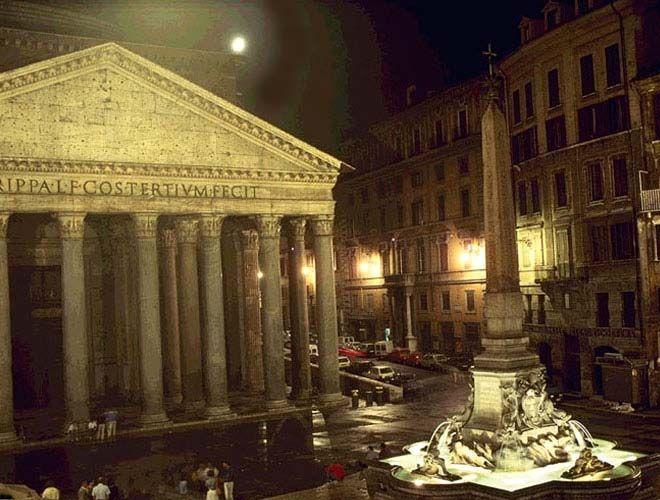 Архитектура и скульптура Древнего Рима. Древнеримская культура и зодчество.