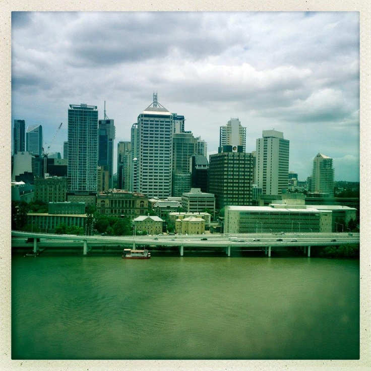 Brisbane City..... so beautiful!