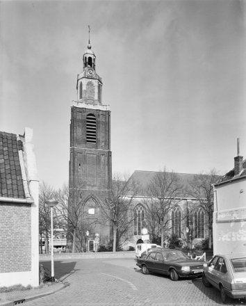 Nederlands Hervormde Kerk Markt Vlaardingen The Netherlands
