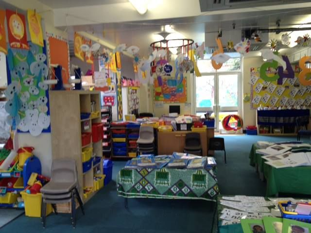 Classroom Ideas Reception ~ Bute house preparatory school reception classroom in