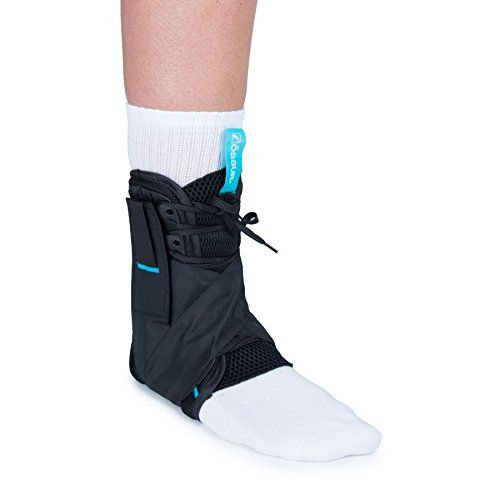 Ossur Form Fit Ankle Brace - Large with Figure 8 Straps * Startling review available here  : Sports First Aid