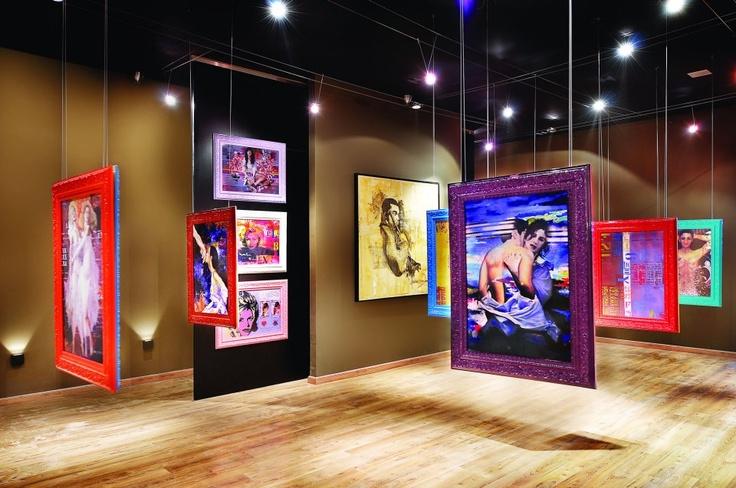 Galeria de Arte - Cristiane Tinari