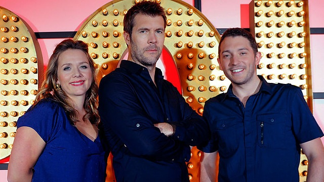 Live at the Apollo: Rhod Gilbert introduces sets from Kerry Godliman and Jon Richardson.