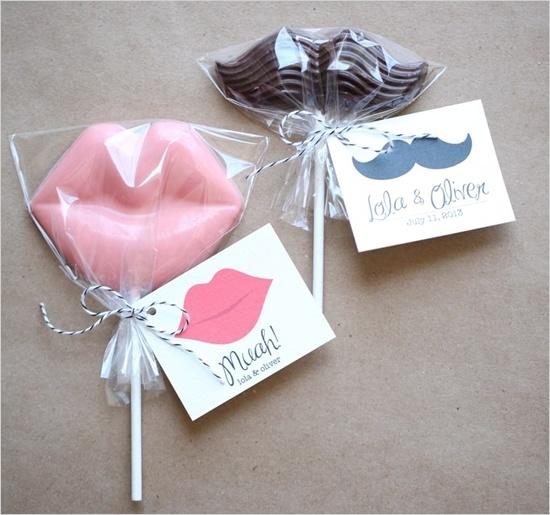 Cute wedding favors!