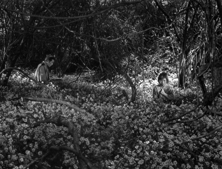 SEVEN SAMURAI (1954) Director of Photography: Asakazu Nakai | Director: Akira Kurosawa