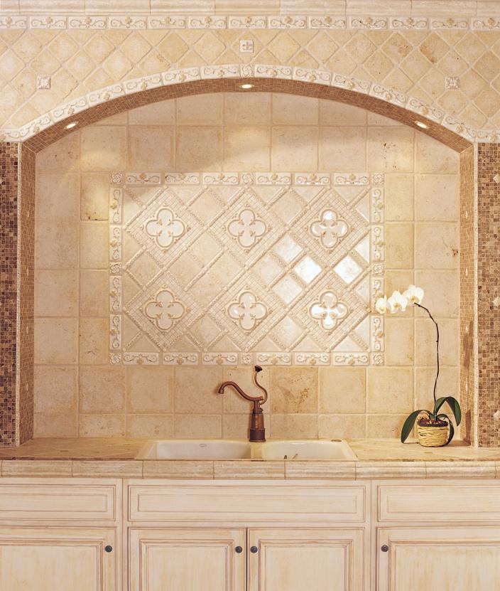 235 Best Images About One Of A Kind Kitchens Handmade Tile Backsplashes On Pinterest Studios Kitchen Backsplash And Stove