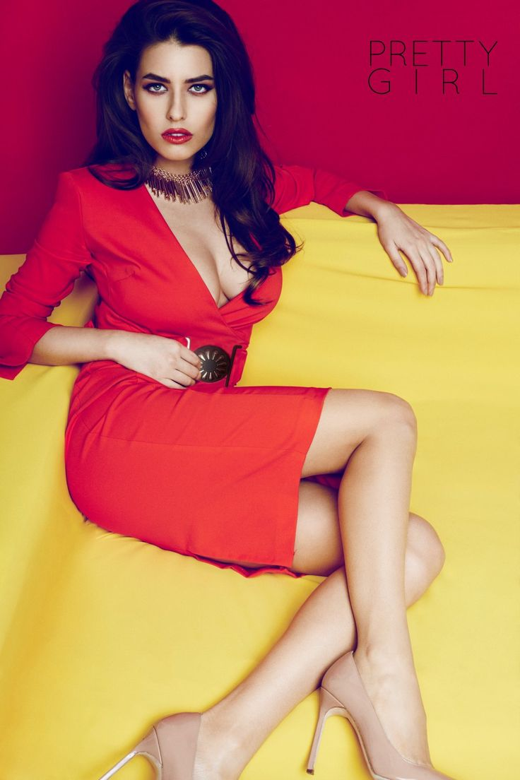 Red, red wine or a red, red dress that will make you look bold and unique!