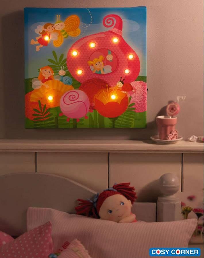 Φωτιστικό & Κάδρο Fairyland - Υπέροχο φωτιστικό δωματίου που είναι συγχρόνως και κάδρο. Το βράδυ φωτίζει το δωμάτιο κρατώντας συντροφιά στα παιδιά. https://goo.gl/ULi20R