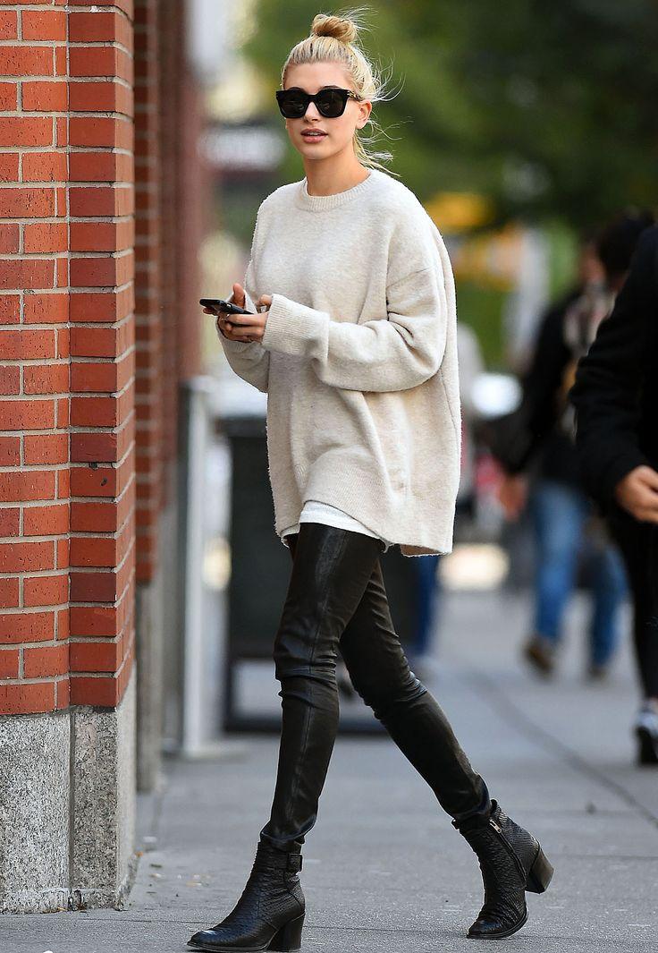 Ob im lässigen Outfit auf Shopping-Tour oder im schicken Kleid auf einer Hollywood-Party: Stars wie Hailey Baldwin zeigen Trendgespür, und Gala.de zeigt sie Ihnen