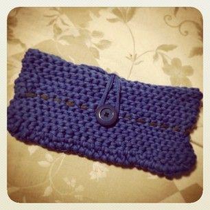 #trapillo #clutch #handmade #crochet #crochetxxl