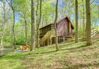 Come enjoy the beauty of the North Georgia mountains. We have a great selection of cabins for rent and all cabins are pet friendly.