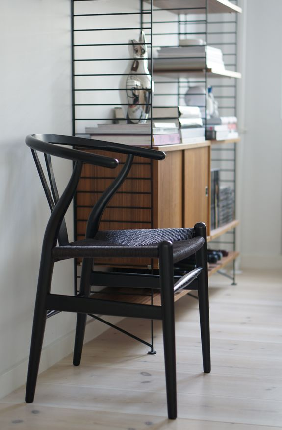 AT HOME IN COPENHAGEN. Show us how Carl Hansen & Søn furniture shape your living spaces #globalhomes