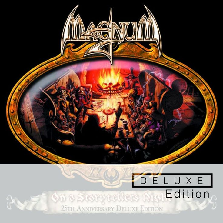 On a Storyteller's Night (2005 Remastered Version) by Magnum - On a Storyteller's Night (25th Anniversary Deluxe Edition)