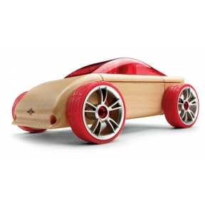 Automoblox - Large C9 Red Car