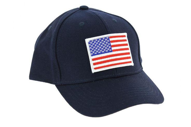 Casquette drapeau USA - achat casquette americaine