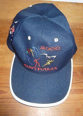 Australia 2000 Olympics Baseball Cap Hat
