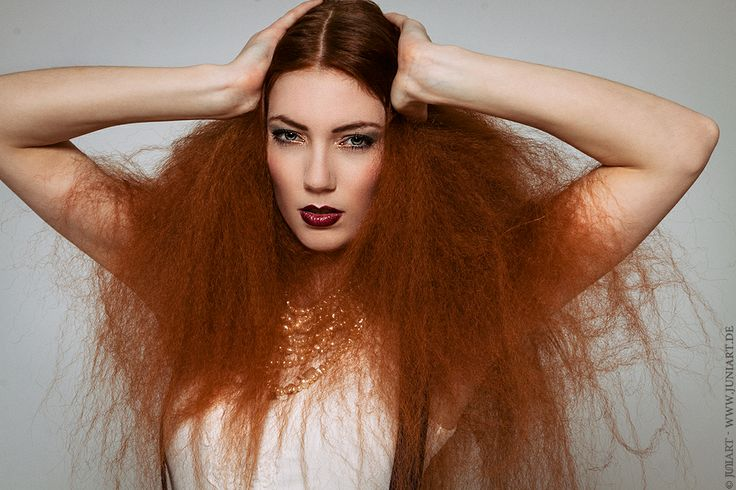 red hair beauty Hair&Make-up: CLAUDIA NESTOLA hair&make-up Photo&Editing: Julia - JuNi Art www.juniart.de Model: Kim Sommer