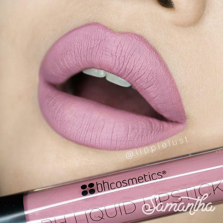 BH Cosmetics Liquid Lipstick :: SAMANTHA