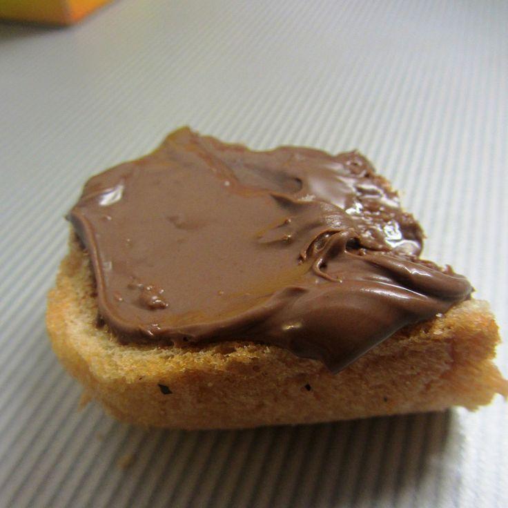 Шоколадная паста с грецкими орехами