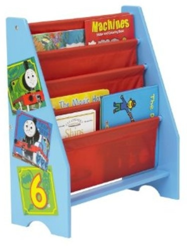 Thomas the Tank Engine Sling Bookcase Furniture official merchandise   Classic design MDF frame with polyester sling compartments  Great for  bedroom or. 17 Best images about Thomas the Train room on Pinterest   Toddler