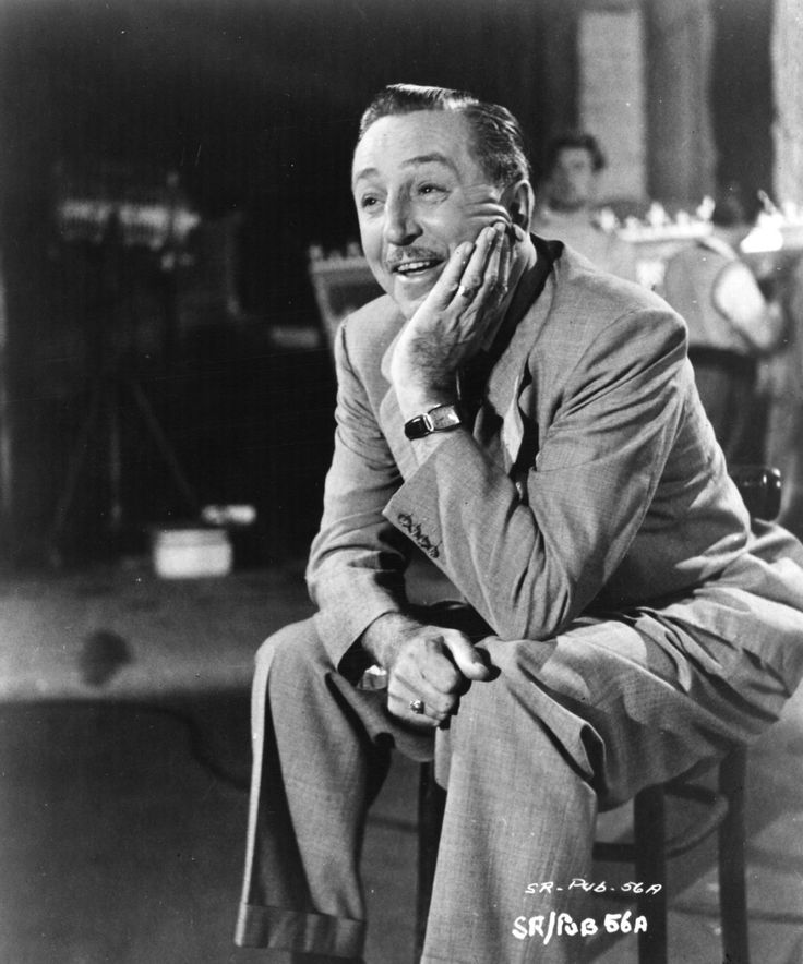 When he was fired from a newspaper because he lacked creativity, he probably could not imagine the impact he would later on have on millions of lives. Another inspiring story: Walt Disney.