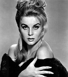 Ann-Margret - a Swedish actress and singer.  Wikipedia,